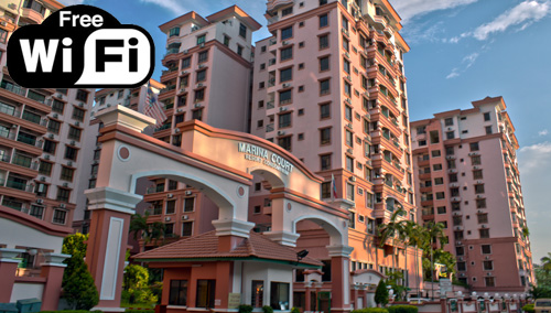 Marina Court Resort Condominium (MCRC)